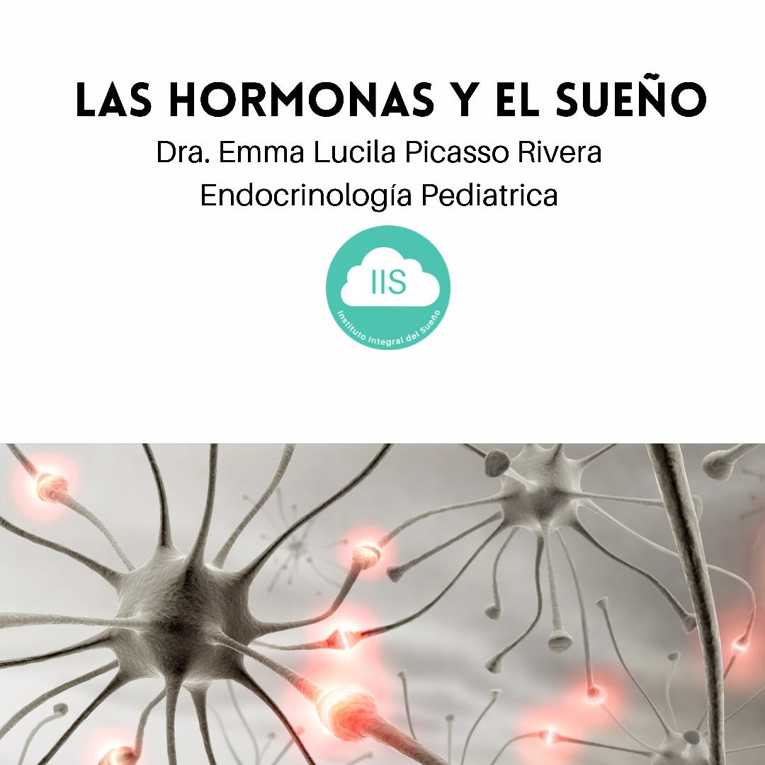 Las hormonas y el sueño